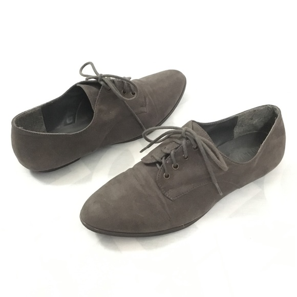 1bc24190295 Forever 21 Shoes - F21 Gray Lace Up Dress Shoes